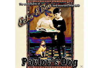 Pavlov S Dog - Echo & Boo - (CD)