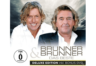 Brunner & Brunner - Das Beste-Deluxe Edition - (CD + DVD Video)