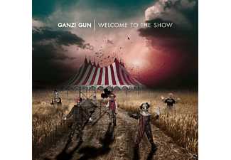 Ganzi Gun - Welcome To The Show - (CD)