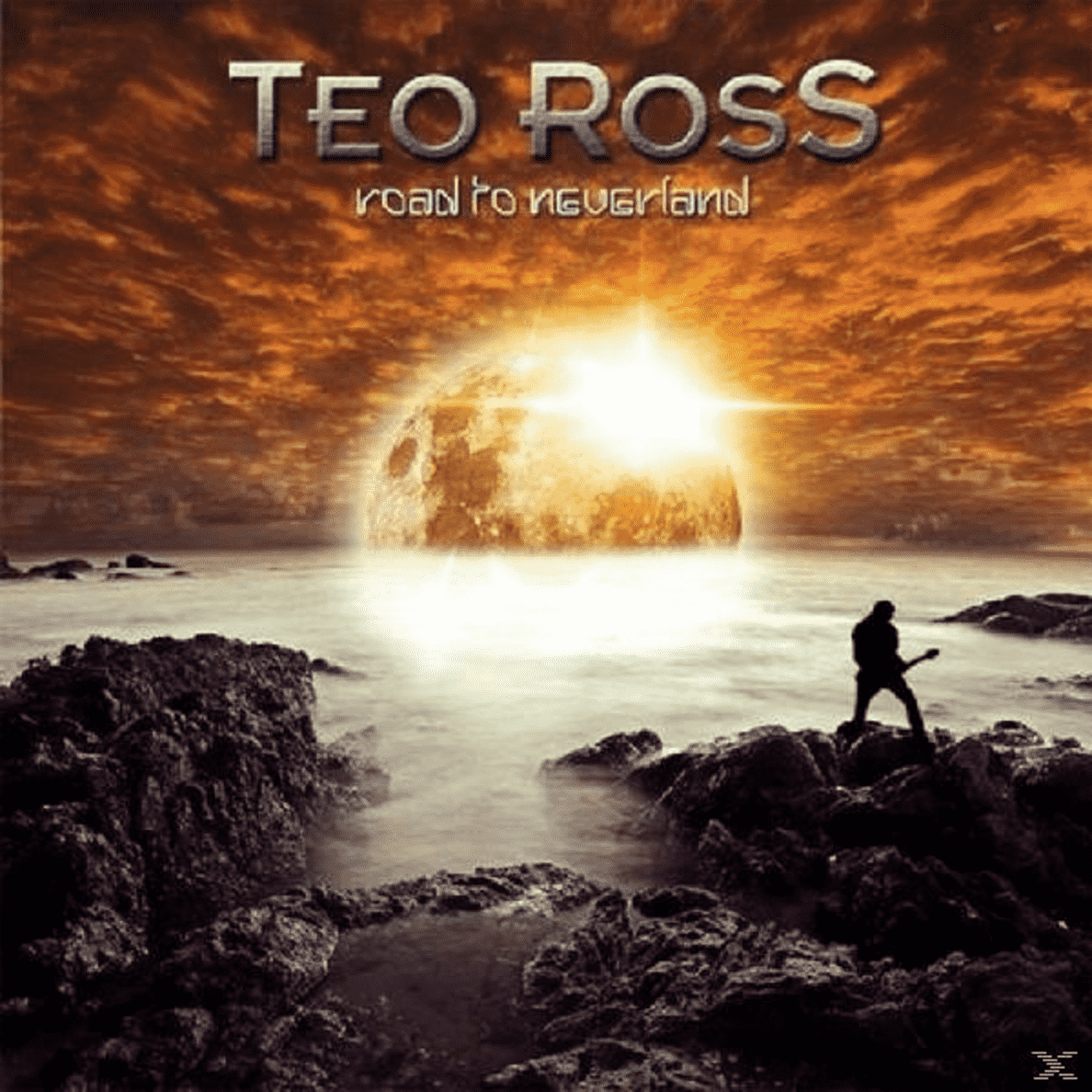 Road To Neverland Teo Ross auf CD