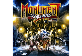 Monument - Renegades [CD]