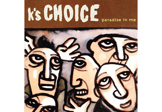 K's Choice - Paradise In Me - (CD)
