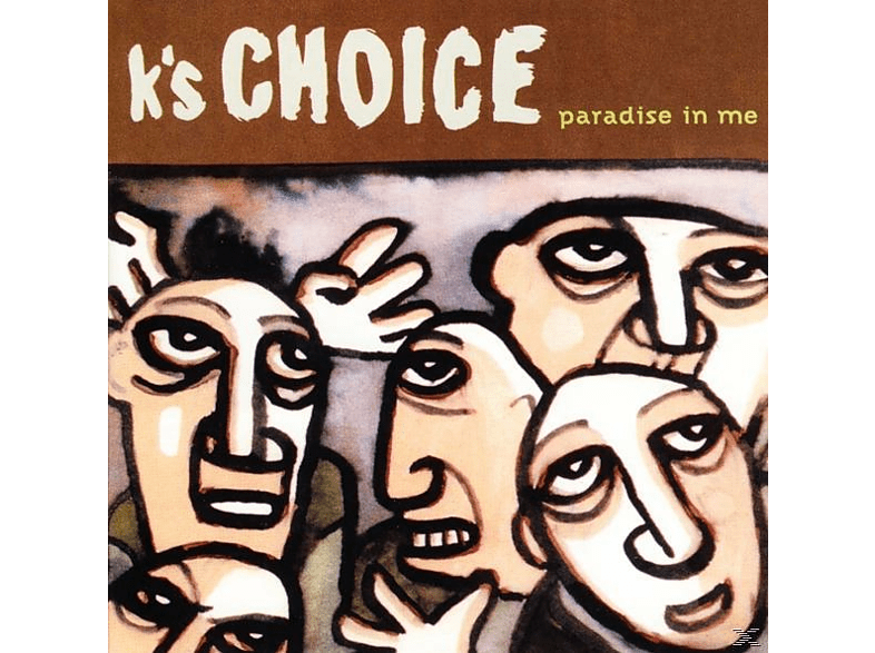 K's Choice - Paradise In Me [CD]