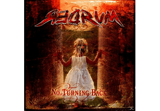 Redrum - No Turning Back [CD]