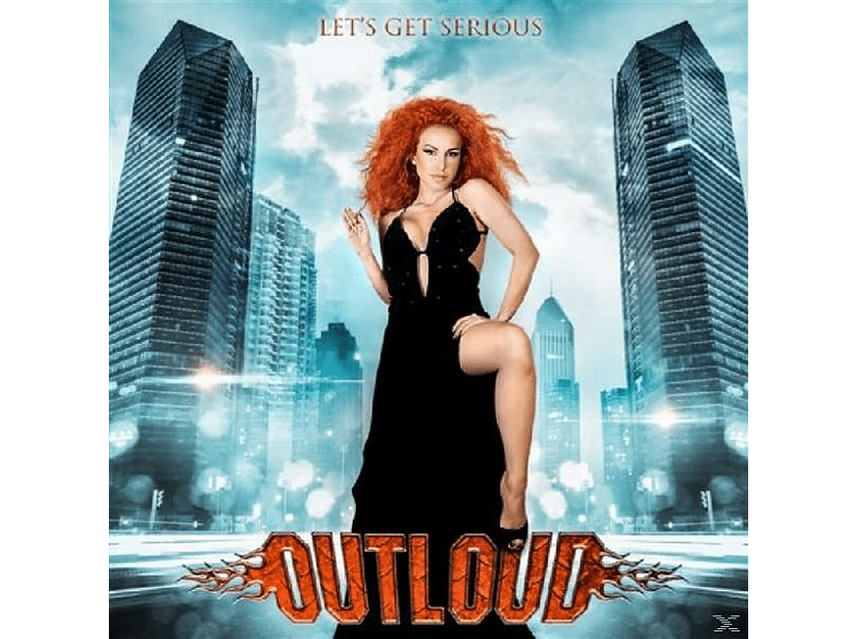 Outloud - Let's Get Serious [CD]