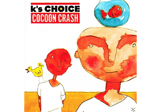 K's Choice - Cocoon Crash [CD]