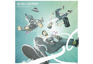 Aka Aka & Thalstroem - Connected - (CD)