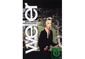 Paul Weller - Just A Dream-22 Dreams Live (Lim.Deluxe Edt.) - (DVD + CD)
