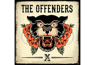 Offenders - X - (CD)