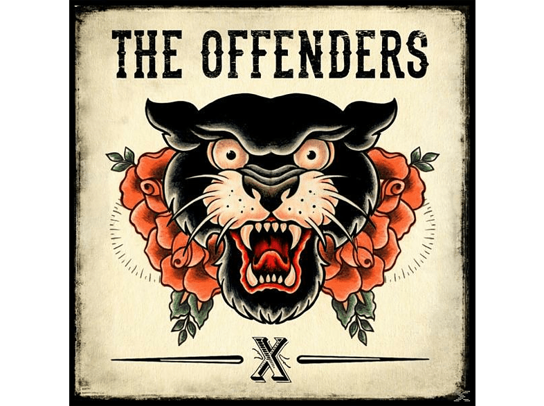 Offenders - X [CD]