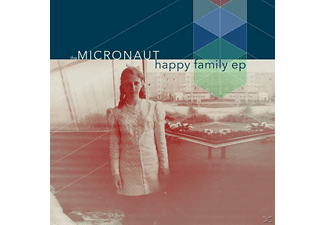 The Micronaut - Happy Family Ep - (Vinyl)