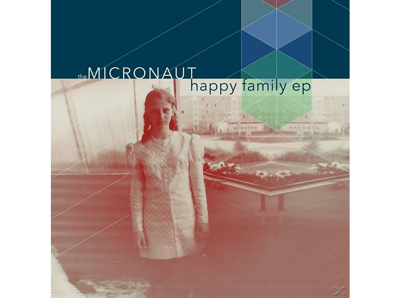 The Micronaut - Happy Family Ep [Vinyl]