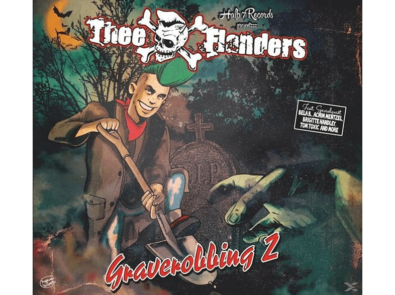 Flanders Thee - Graverobbing Vol.2 [CD]