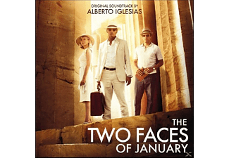 Alberto Iglesias - Two Faces Of January - (CD)