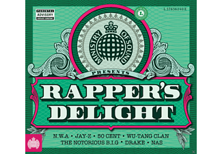 VARIOUS - Rappers Delight (3cd) - (CD)