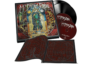 My Dying Bride - Feel The Misery-Deluxe Edition Earbook - (Vinyl)