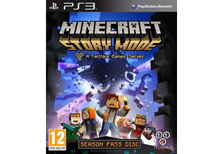 Minecraft: Story Mode - Season Disc PS3