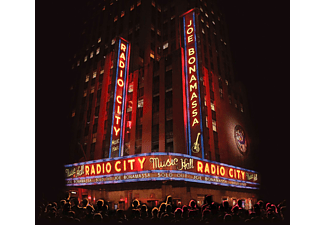 Joe Bonamassa - Live At Radio City Music Hall | LP