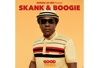 VARIOUS - Norman Jay Mbe Presents Good Times-Skank & Boogi [CD]