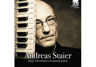 Andreas Staier - Andreas Staier Plays Schumann - (CD)