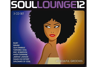 VARIOUS - Soul Lounge 12 [CD]