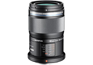 OLYMPUS Objectif macro M.Zuiko Digital ED 60mm F2.8 Macro (V312010BE000)