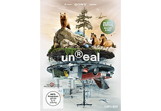 Unreal (Unlimited Edition) - (Blu-ray + DVD)
