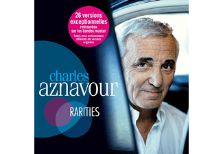 Charles Aznavour - Rarities [CD]