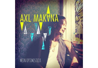 Axl Makana - Mein Optimistick - (CD)
