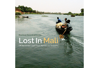 VARIOUS - Lost In Mali - (CD)