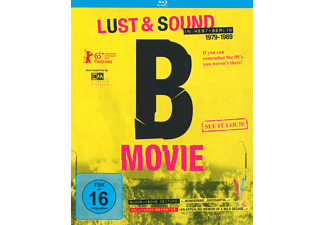 Blixa Bargeld, Gudrun Gut, Annette Humpe - B-Movie: Lust & Sound in West-Berlin 1979-1989 [Blu-ray]