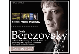 Boris Berezovsky, VARIOUS - Coffret Boris Berezovsky [CD]