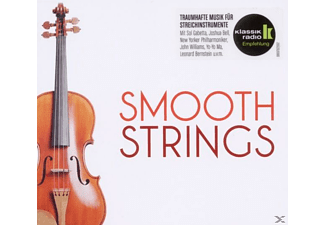 VARIOUS - Smooth Strings [Doppel-Cd] - (CD)