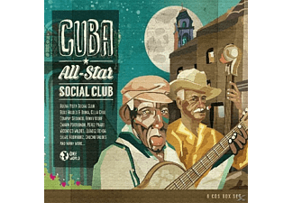 VARIOUS - Cuba All Star Social Club - (CD)