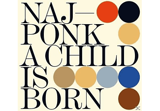 Najponk - A Child Is Born [CD]