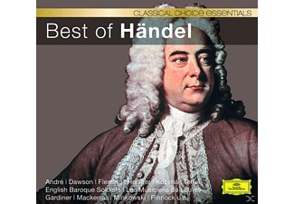 VARIOUS - Best Of Händel (Cc) - (CD)