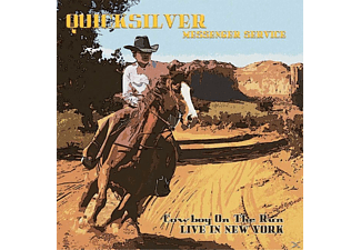 Quicksilver Messenger Service - Cowboy On The Run-Live In New York - (CD)