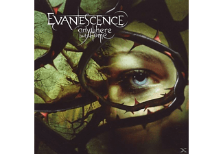 Evanescence - Anywhere But Home CD