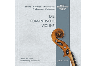Luca,Sergiu/Connelly,Brian - Die romantische Violine - (CD)