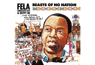 Fela Kuti - Beasts Of No Nation - (Vinyl)