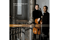 Ensemble Paladino - Bach (re)inventions Vol.1 [CD]