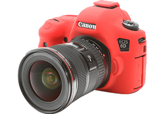 EASYCOVER Camera case for Canon 6D Red - (ECC6DR)