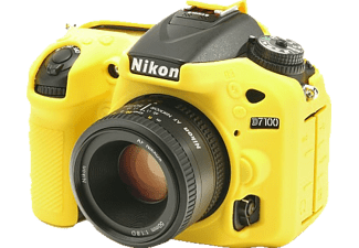 EASYCOVER Camera case for Nikon D7100 / D7200 Yellow  - (ECND7100Y)