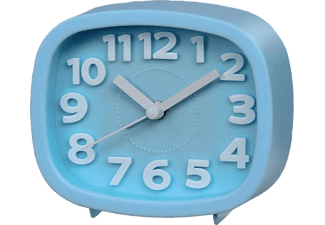 HAMA Retro alarm Clock A500 Blue - (123187 )