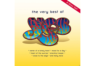 Yes - The Very Best Of - (CD + DVD)