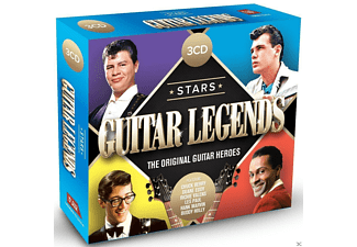 VARIOUS - Stars-Guitar Heroes - (CD)