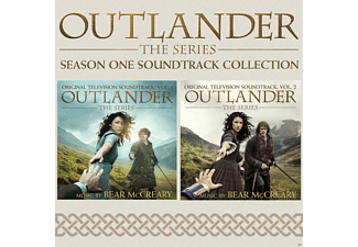 OST/VARIOUS - Outlander Season.1 Soundtrack Coll./Ost - (CD)