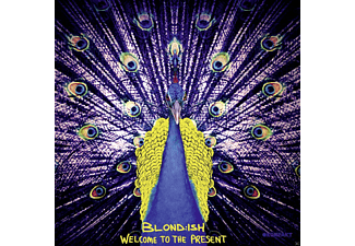 Blondish - Welcome To The Present - (CD)