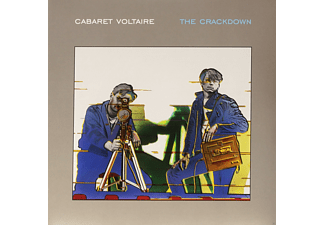 Cabaret Voltaire - The Crackdown (Vinyl + Cd) - (LP + Download)