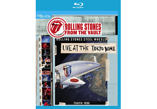 The Rolling Stones - From The Vault-Live At The Tokyo Dome 1990 [Blu-ray]
